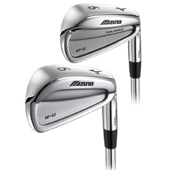 Mizuno MP-52/MP-62 Combo Iron Set Preowned Golf Club
