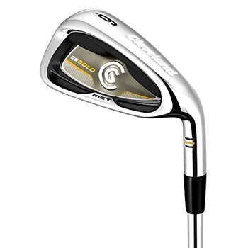 Cleveland CG Gold Black Iron Set Preowned Golf Club