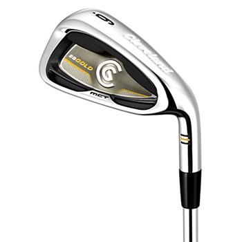 Cleveland CG Gold Black Iron Set Preowned Golf Club