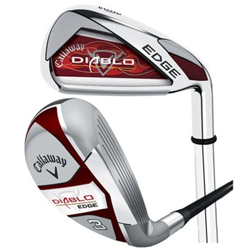 Callaway Diablo Edge Hybrid Iron Set Preowned Golf Club