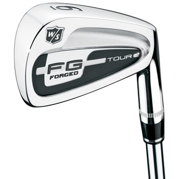Wilson Staff FG Tour Iron Set Preowned Golf Club