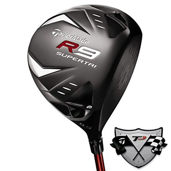 TaylorMade R9 SuperTri TP Driver Preowned Golf Club