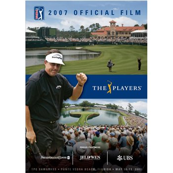 PGA TOUR Entertainment 2007 PLAYERS Official Film DVDs