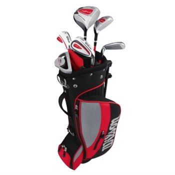 Wilson Profile Red Club Set Clubs