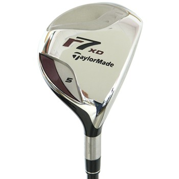 TaylorMade r7 XD Fairway Wood Preowned Golf Club