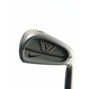 Nike Victory Red Split Cavity/TW Blade Iron Set Preowned Golf Club