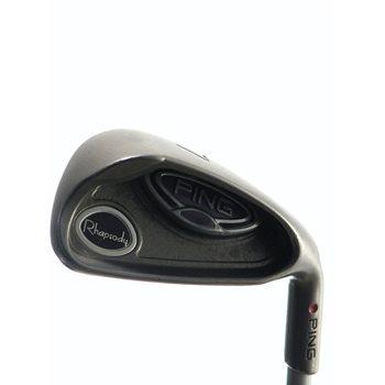 Ping Rhapsody Iron Set Preowned Golf Club