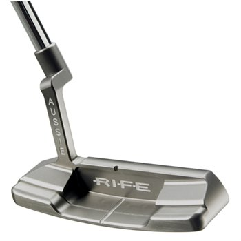 Rife Aussie Silver Putter Preowned Golf Club
