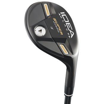 Adams Idea Black Super Hybrid Preowned Golf Club