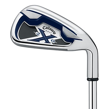 Callaway X-20 NG Iron Set Preowned Golf Club