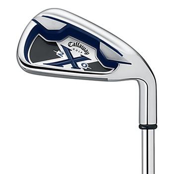Callaway X-20 NG Iron Set Preowned Golf Club