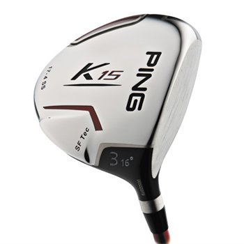 Ping K15 Fairway Wood Preowned Golf Club