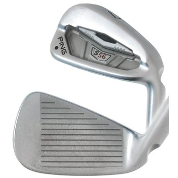 Ping S56 Iron Set Preowned Clubs