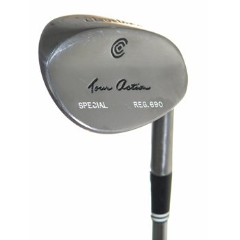 Cleveland 690 Chrome Wedge Preowned Golf Club