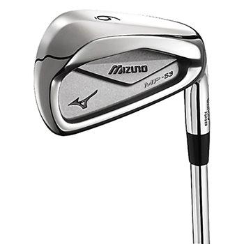 Mizuno MP-53 Iron Set Preowned Golf Club