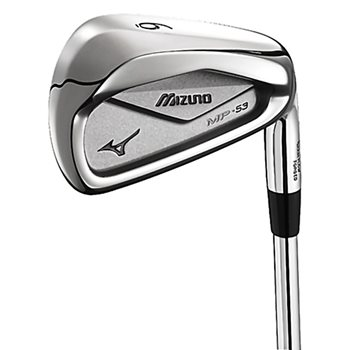 Mizuno MP-53 Iron Set Preowned Golf Club