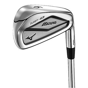 Mizuno MP-63 Iron Set Preowned Golf Club
