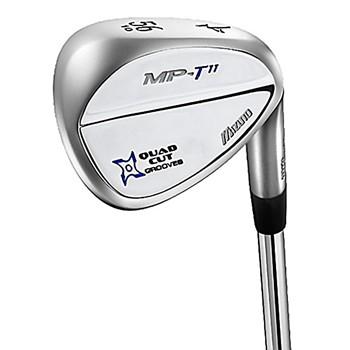 Mizuno MP T-11 White Satin Chrome Wedge Preowned Golf Club