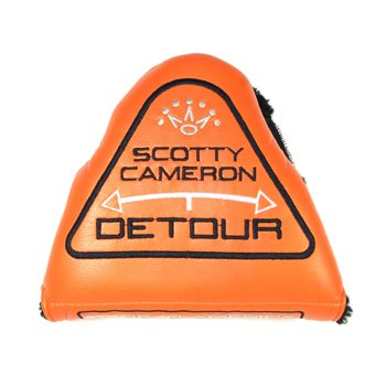 Titleist Scotty Cameron Detour Large Headcover Accessories