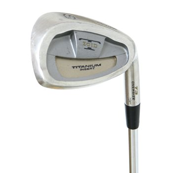 Mizuno T-ZOID TI Wedge Preowned Golf Club