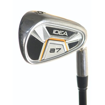 Adams Idea a7 Iron Set Preowned Golf Club