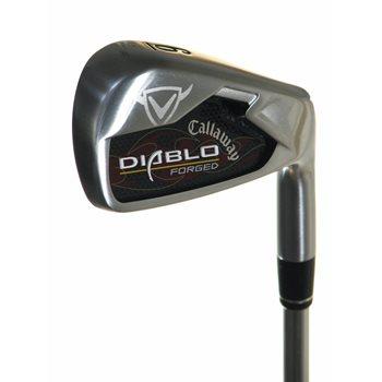 Callaway Diablo Forged Iron Individual Preowned Golf Club