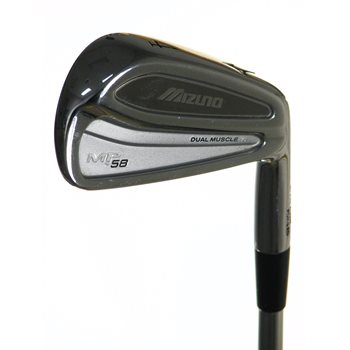 Mizuno MP-58 Iron Individual Preowned Golf Club