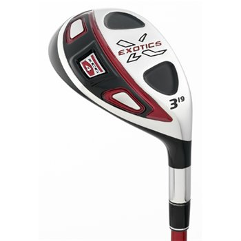 Tour Edge Exotics XCG-4 Hybrid Preowned Golf Club