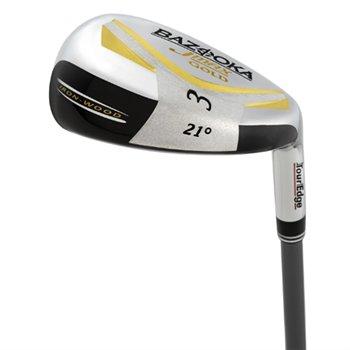 Tour Edge Bazooka JMAX Gold Iron Set Preowned Golf Club