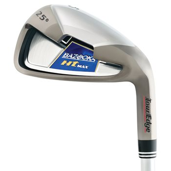 Tour Edge Bazooka HT Max Iron Set Preowned Golf Club