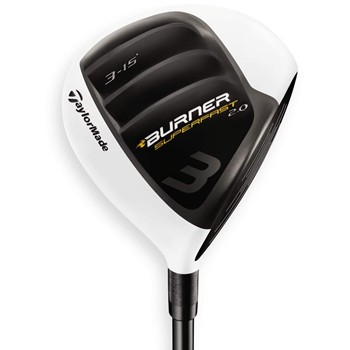 TaylorMade Burner SuperFast 2.0 Fairway Wood Preowned Clubs