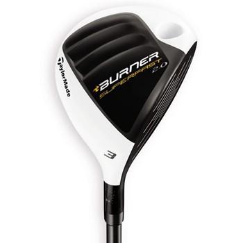 TaylorMade Burner SuperFast TP 2.0 Fairway Wood Preowned Golf Club