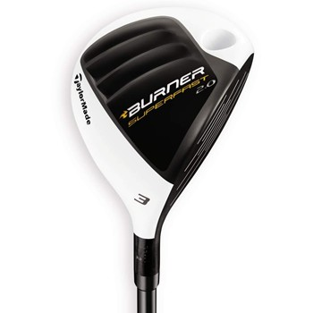 TaylorMade Burner SuperFast TP 2.0 Fairway Wood Preowned Golf Club