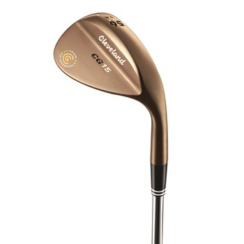 Cleveland CG15 Tour Zip Oil Quench Wedge Preowned Golf Club