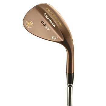 Cleveland CG15 Tour Zip Oil Quench DSG Wedge Preowned Golf Club