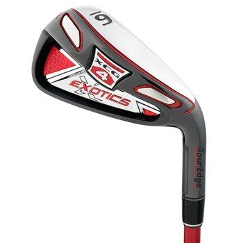 Tour Edge Exotics XCG-4 Iron Set Preowned Golf Club