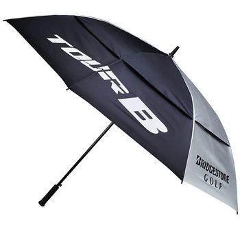 "Bridgestone 68"" Arc Double Canopy Umbrella Accessories"
