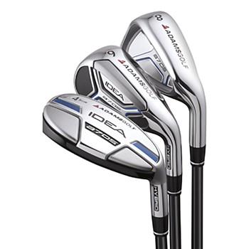Adams Idea a7OS-R Iron Set Preowned Golf Club