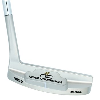 Never Compromise Dinero Mogul Putter Preowned Golf Club