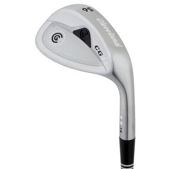 Cleveland CG14 Satin Chrome Tour Zip Wedge Preowned Golf Club