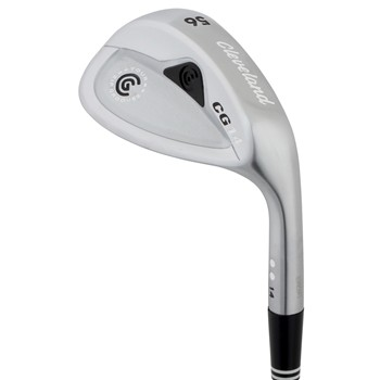 Cleveland CG14 Satin Chrome Tour Zip Wedge Preowned Golf Club