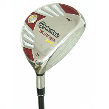 TaylorMade Burner HT Fairway Wood Preowned Golf Club