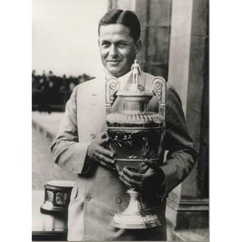 Golf Links To The Past Bobby Jones:  British Amateur Photo Media