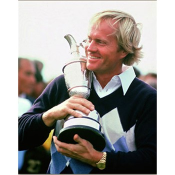 Golf Links To The Past Jack Nicklaus:  1978 British Open Photo Media