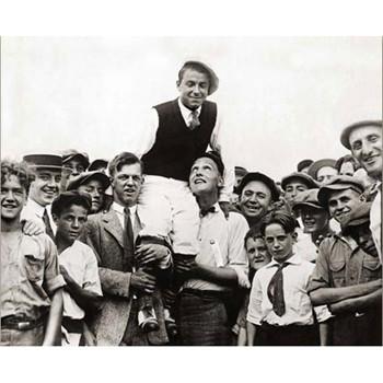 Golf Links To The Past Gene Sarazen:  1922 PGA Championship Photo