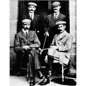 Golf Links To The Past The Great Triumvirate Photo Media
