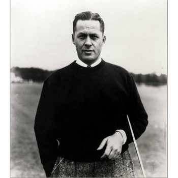 Golf Links To The Past Bobby Jones:  True Gentleman Photo