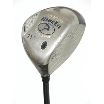 Callaway Hawk Eye VFT-Titanium Driver Preowned Golf Club