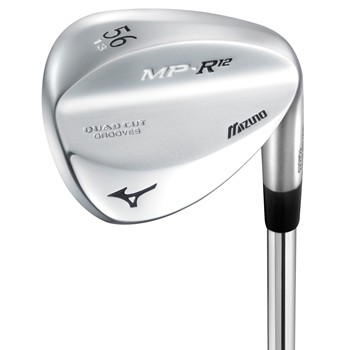 Mizuno MP R-12 White Satin Chrome Wedge Preowned Golf Club