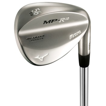 Mizuno MP R-12 Black Nickel Wedge Preowned Golf Club
